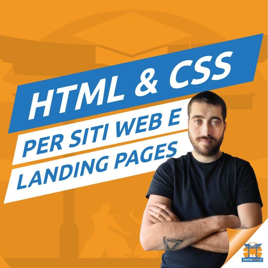 corso html css